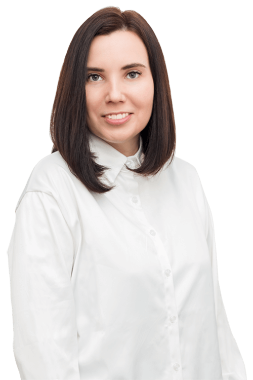 Психотерапевт центру Neuroflex - Олена Сєргєєва