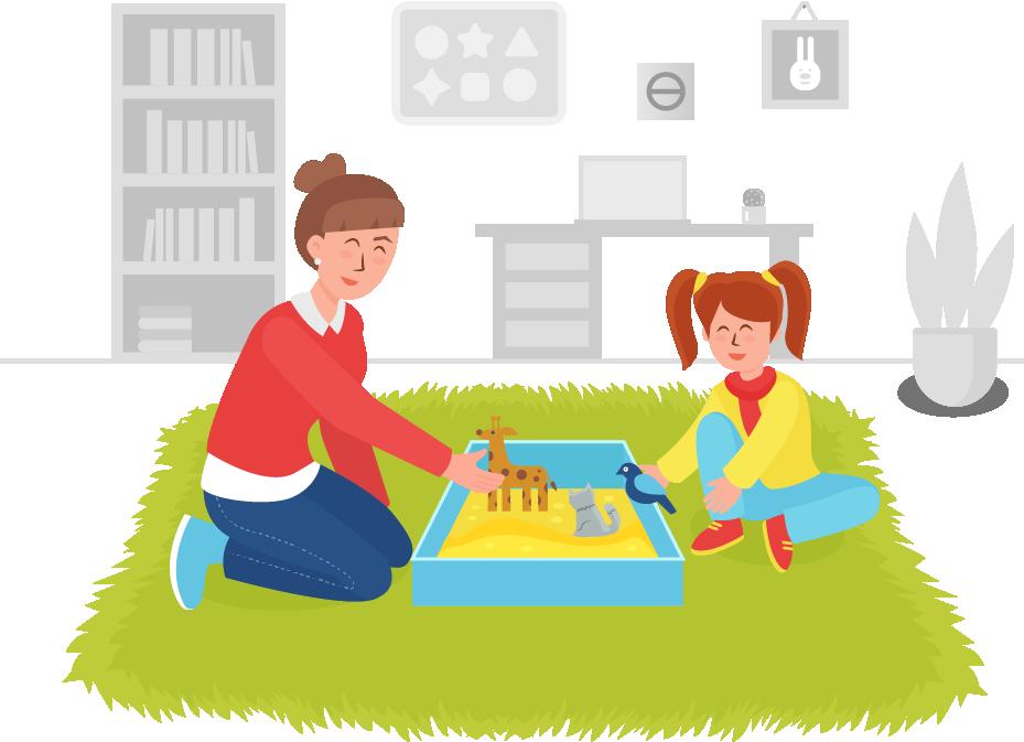 Психотерапия для детей Нейрофлекс Neuroflex