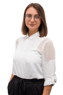 Нейропсихолог центру Neuroflex - Катерина Шкуропат