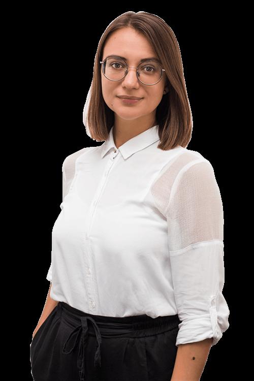 Нейропсихолог центра Neuroflex - Екатерина Шкуропат