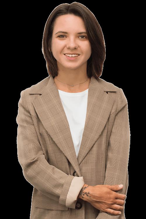 ABA-терапевт центра Neuroflex - Дарья Кобенко