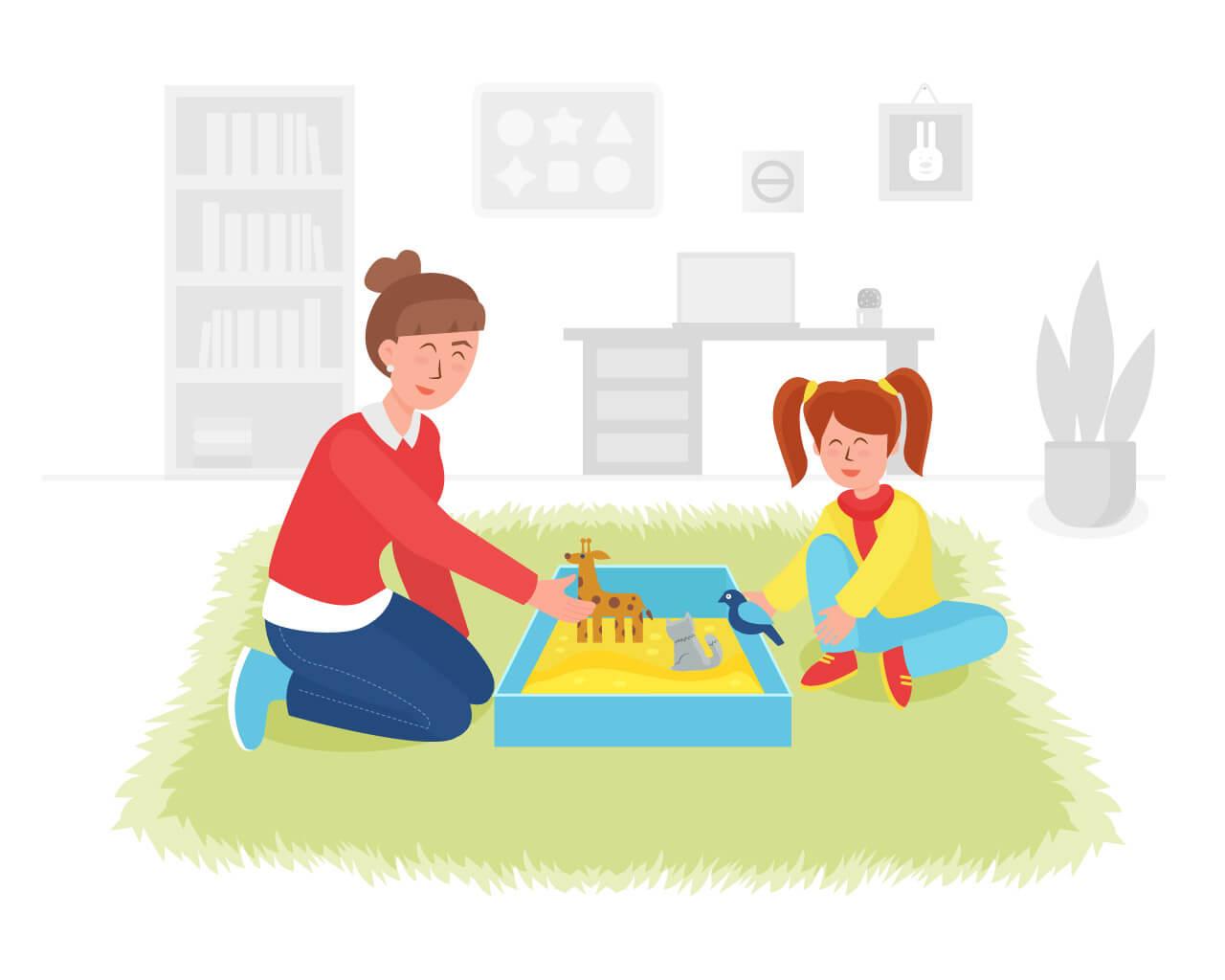 Психотерапевты для детей