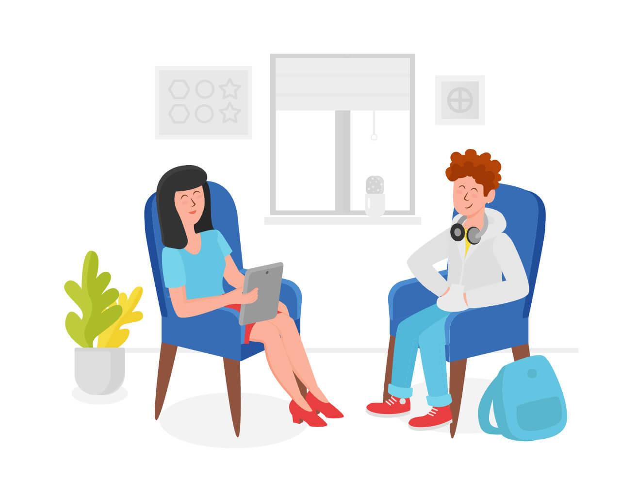 Психотерапія для підлітків
