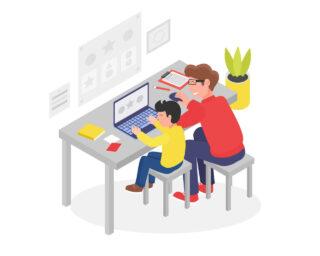 Занятия с детьми на картинках
